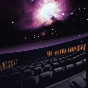 The Denver Planetarium in Denver, CO #Colorado www.thebrighterwriter.blogspot.com