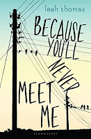 http://jesswatkinsauthor.blogspot.co.uk/2015/06/review-because-youll-never-meet-me-by.html