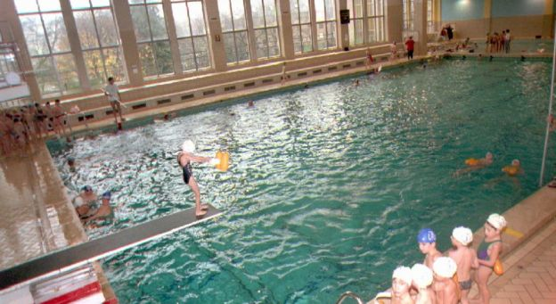 piscine ENSIVAL Verviers  Liège