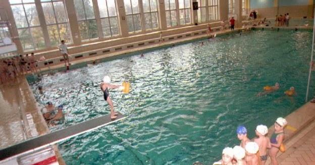 Les piscines de li ge piscine d 39 ensival verviers li ge for Chaudfontaine piscine
