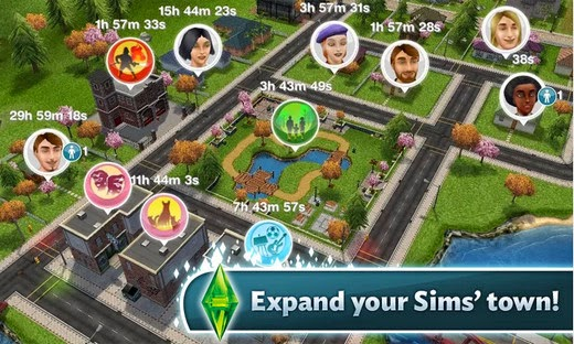 The Sims: FreePlay 2.9.7 MOD APK (Unlimited Money, Lifestyle Points, Social Points)