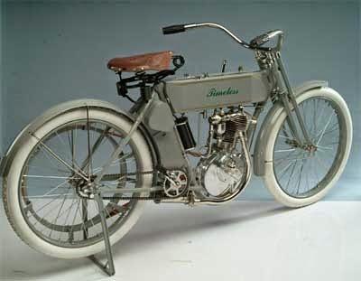 sepeda motor generasi pertama