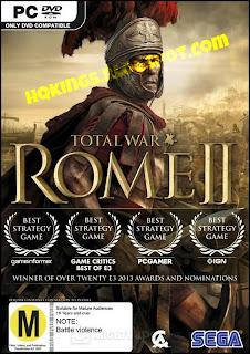Total War ROME II RELOADED