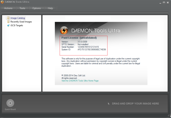 DAEMON Tools Ultra 3 free download