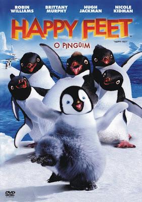 Happy Feet: O Pinguim - DVDRip Dublado