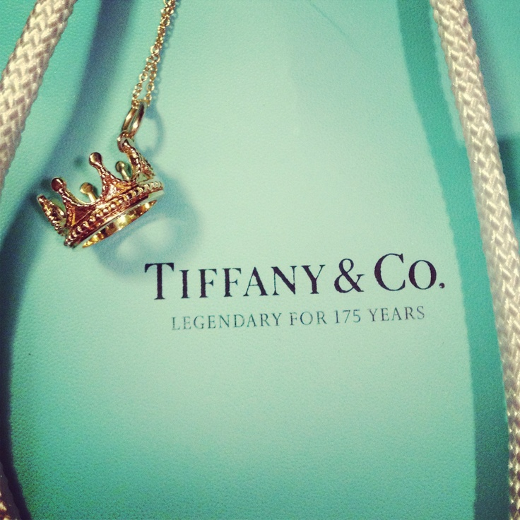 2016 01 Tiffany Crown Necklace Tiffany King Crown Necklace Tiffany