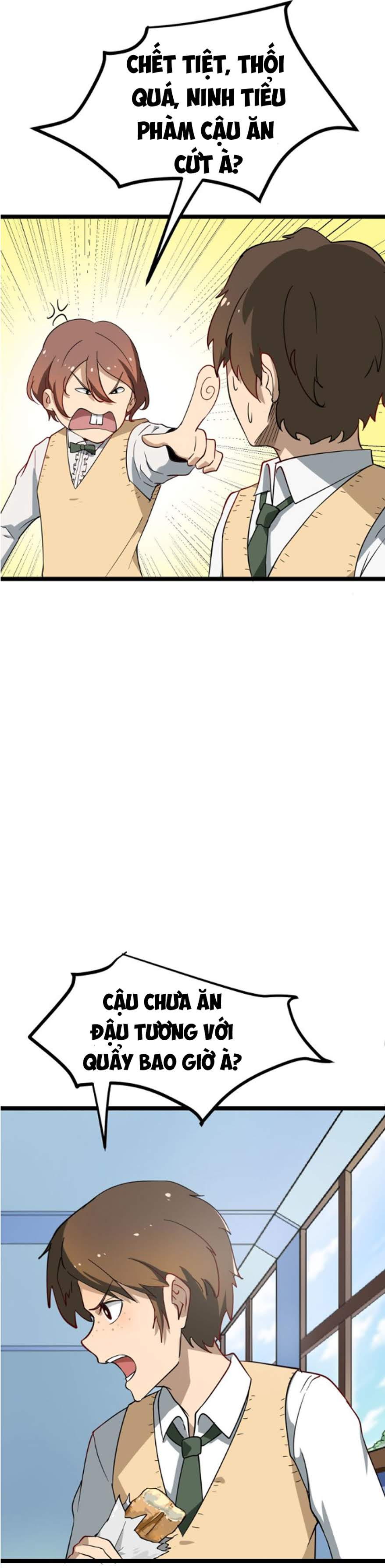 Cửa Hàng Đào Bảo Thông Tam Giới chap 1 - Trang 25