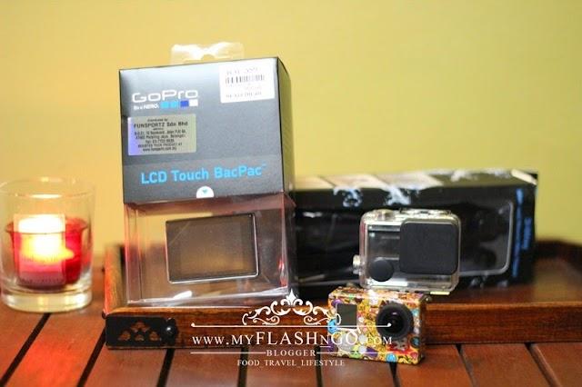 商品评介与开箱 | GoPro Hero LCD Touch BacPac