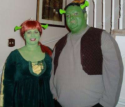 Disfraces de Halloween para parejas racha