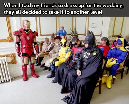 Fotos de super heroes para reír. | Quiero más diseño