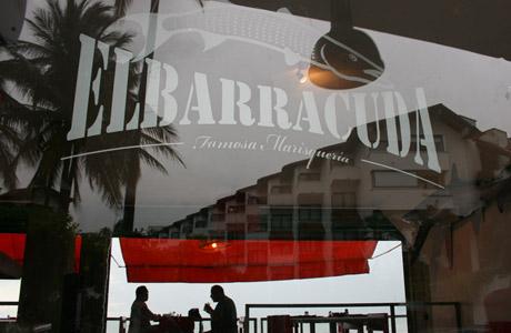 Restaurante El Barracuda, Puerto Vallarta, Jalisco