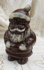 Üreges csokifigurák