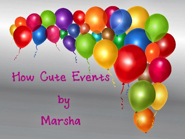 How Cute Events By Marsha