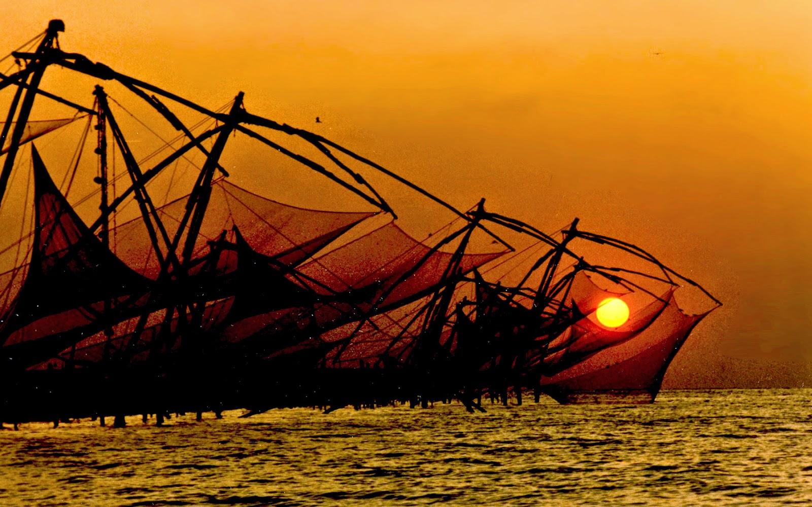 Kerala Honeymoon Packages in Cochi