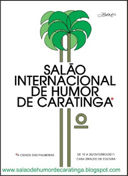 11º Salão de Humor de Caratinga