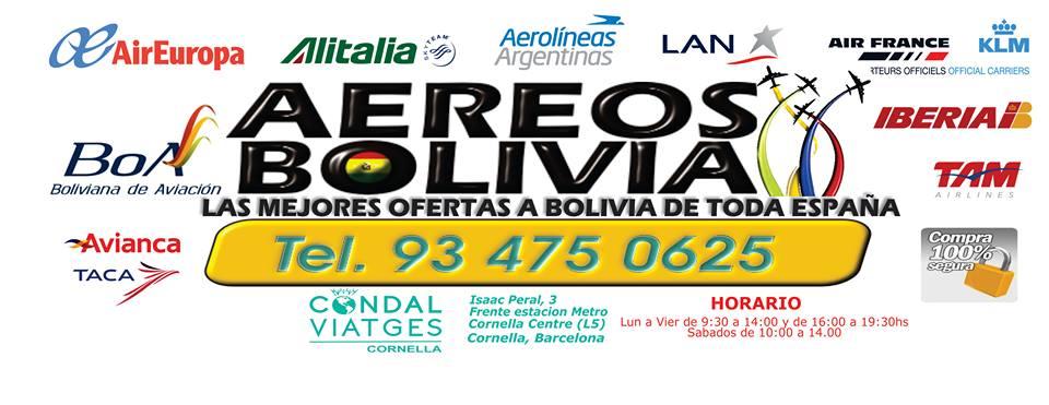 Viajar a Bolivia desde España con 2 maletas vuelo directo