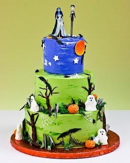 Spooky Halloween Cake Ideas