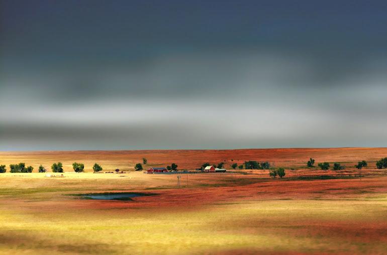 Prairie Barn - Nebraska