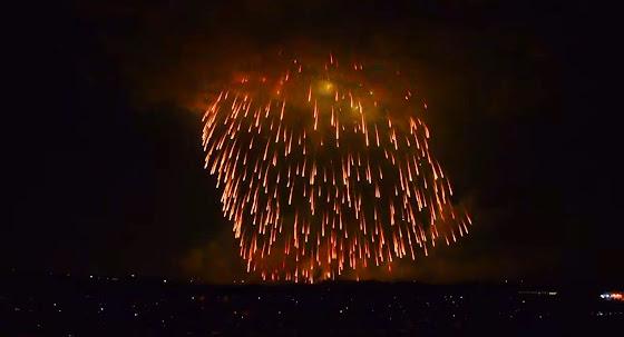 ΒΙΝΤΕΟ: Αυτό είναι το μεγαλύτερο πυροτέχνημα του... κόσμου
