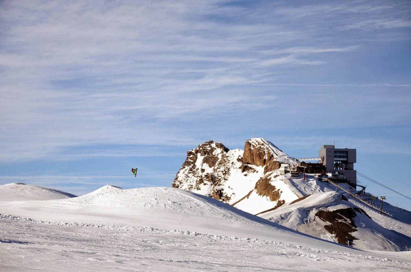 snow park glacier 3000
