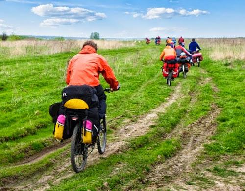 Hostels El Misti oferecem diárias gratuitas para cicloturistas