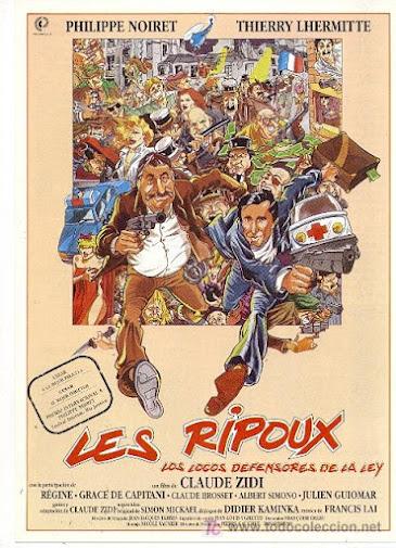 Les Ripoux (Los locos defensores de la ley)