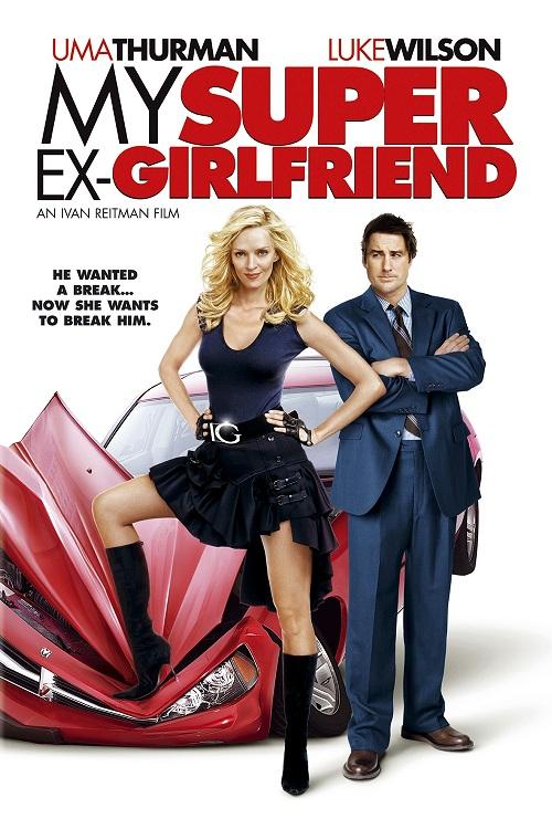 Yêu Nhầm Siêu Nhân - My Super Ex-Girlfriend - 2006