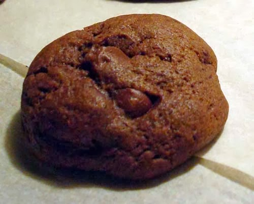 Chocolatey Chocolate Chip on Chocolate Cookies