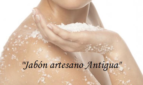 Jabón artesano Antigua