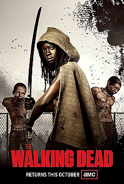 Filme Poster The Walking Dead S03E08 HDTV XviD &amp; RMVB Dublado
