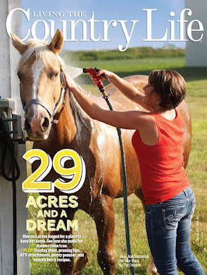 Read more in the May 2012 issue of Living the Country Life magazine