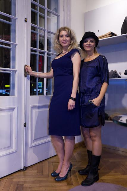 Lansarea Concept Store Ului Stefanel Din Bucuresti Moda
