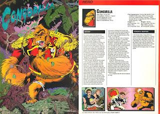 Congorila DC Comics