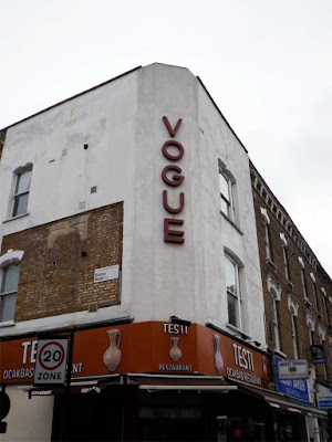 vogue cinema ghost sign stoke newington london