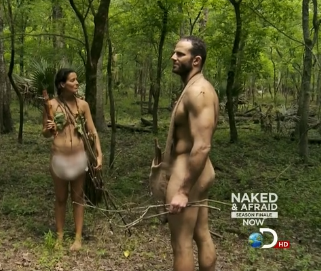 Was there sex during naked and afraid new sex images 2019