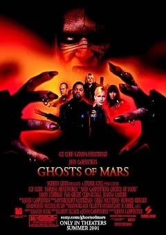 Filme Fantasmas de Marte 2001 Torrent