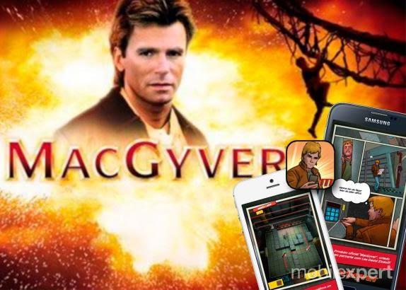 MacGyver Descida Mortal v1.11 APK