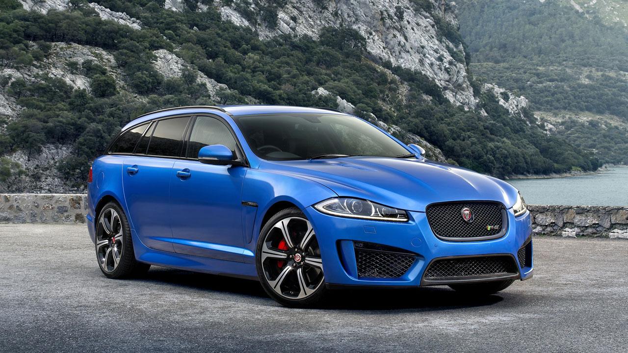 Jaguar's new XFR-S Sportbrake