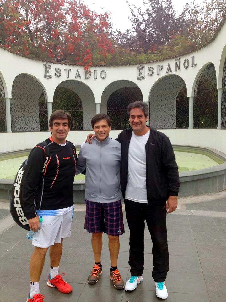 ITF SENIORS G1-CHILE - JUEGA LA ARMADA