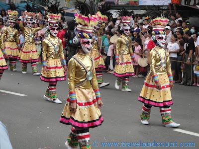 Bacolod Masskara Street Dancers