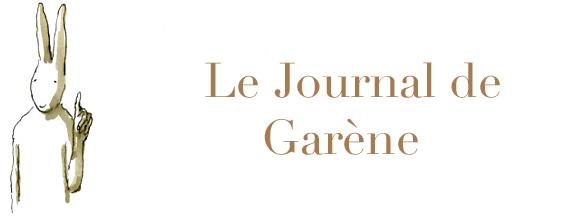 Le journal de Garène