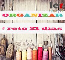 Organiza tu casa #reto21dias