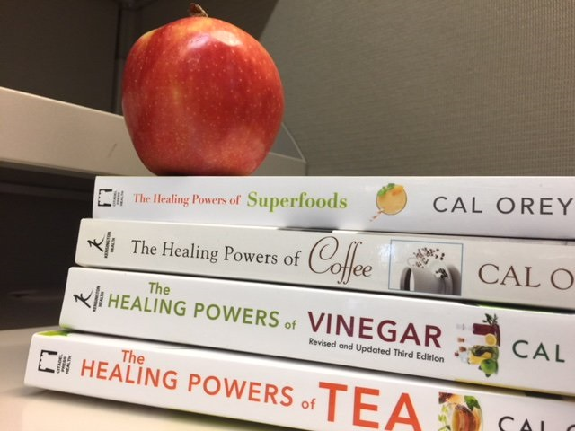 Superfoods: Advance Copies Super-Ready!