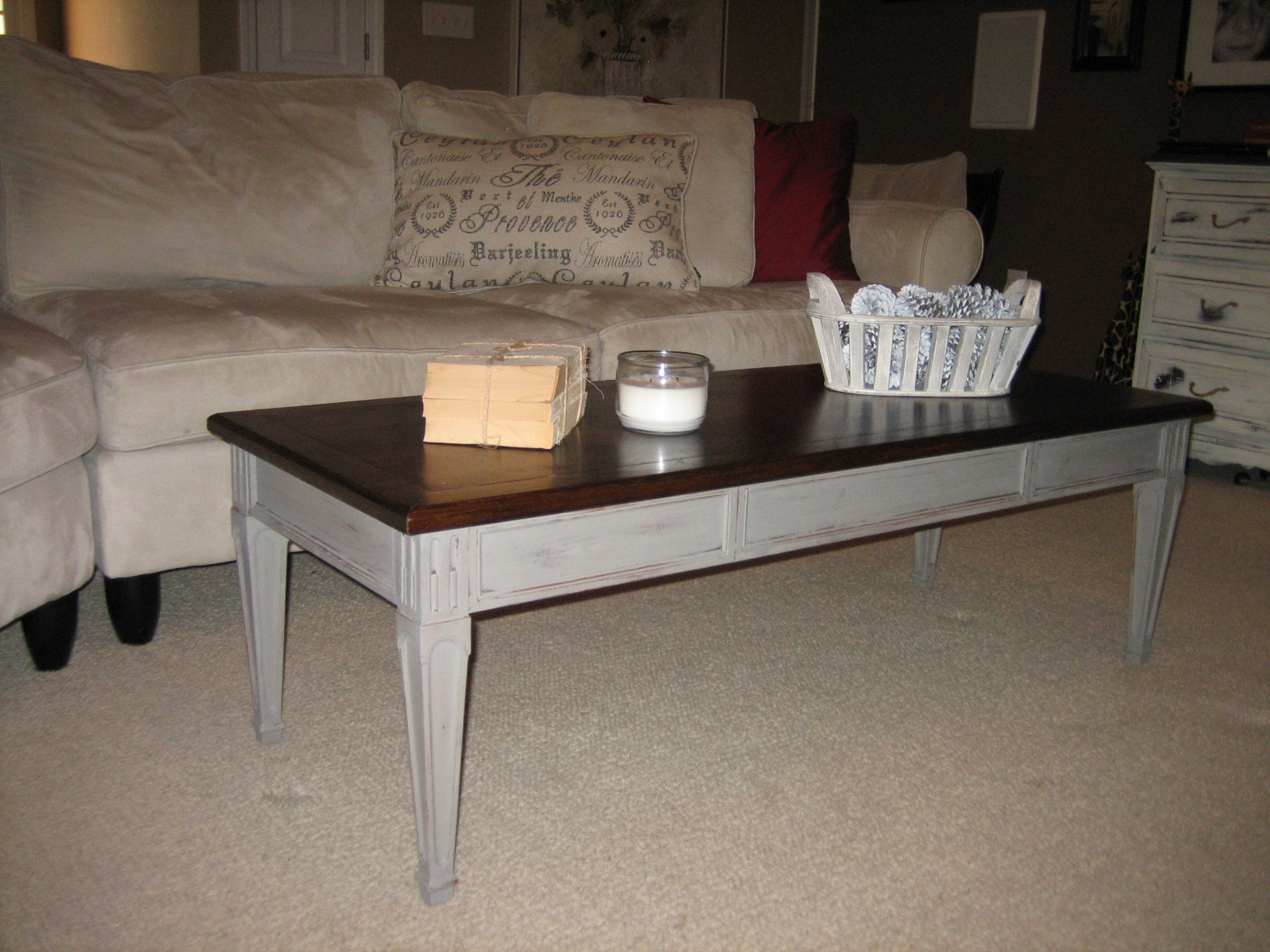 New Again Henredon Coffee Table