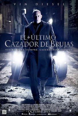 El Último Cazador de Brujas en Español Latino