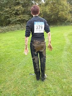 after mud slide