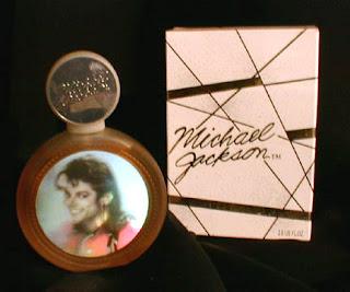 Perfume de Michael Jackson.