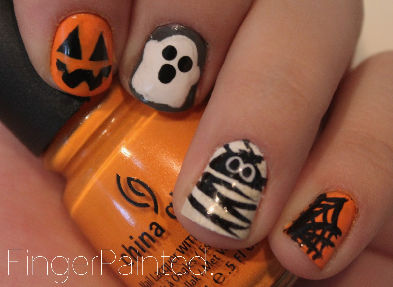 Random Halloween Designs