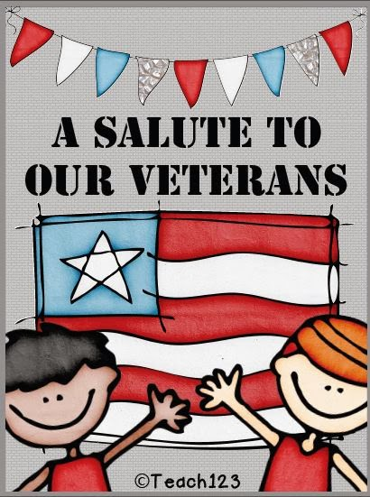 http://www.teacherspayteachers.com/Product/FREE-A-Salute-to-our-Veterans-947349