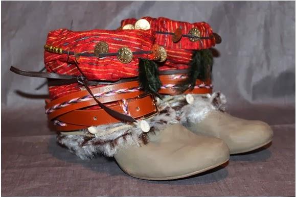 botas estilo apache customizadas modelo blogger